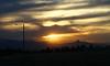 July 23, 2013.  Colorado sunset