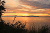 August 14, 2013.  Sunset at Pt. Woronzof